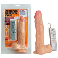 "Naturvibrator ""Authentic Reaction Dong"", 22 cm, mit Fernbedienung"