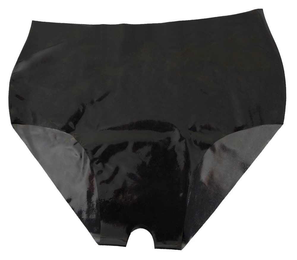 Image of Slip aus Latex, ouvert