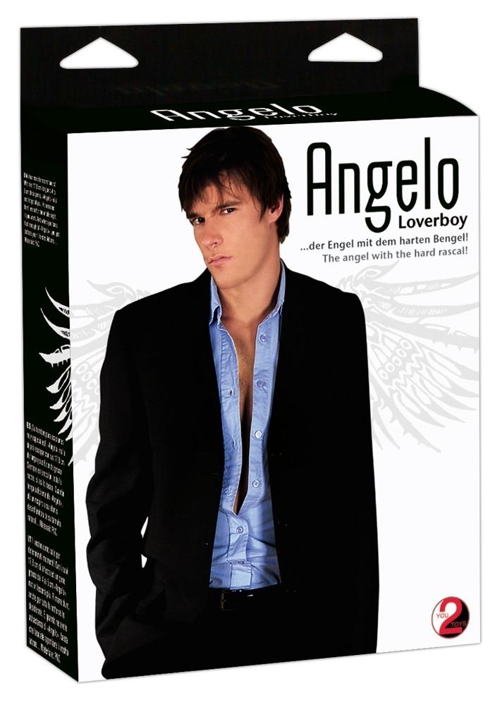 "Image of Liebespuppe ""Angelo"", lebensgroß"