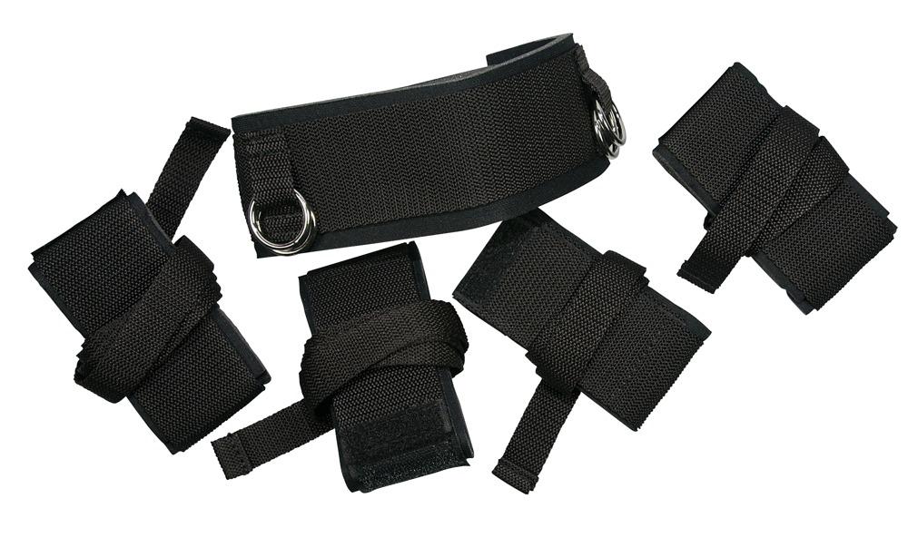 "Image of 5-teiliges Fesselset ""Bondage Set"""
