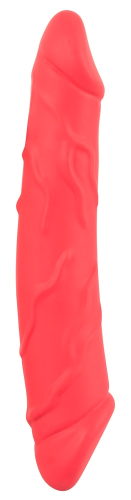 Image of Doppeldildo in Penisform mit zwei Eicheln, flexibel