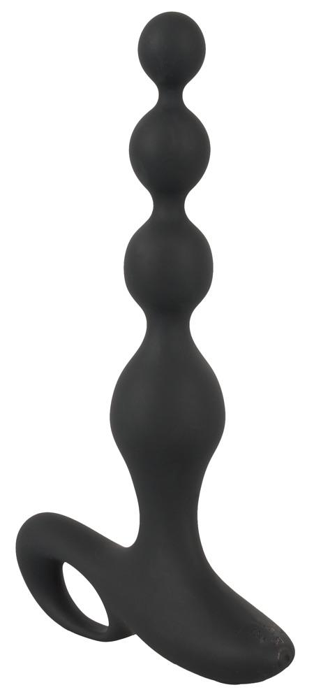 "Image of Analvibrator ""Vibrating Anal Beads"" im Kugel-Design, 10 Vibrationsmodi"