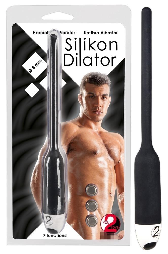 Image of Dilator mit Vibration, 19 cm