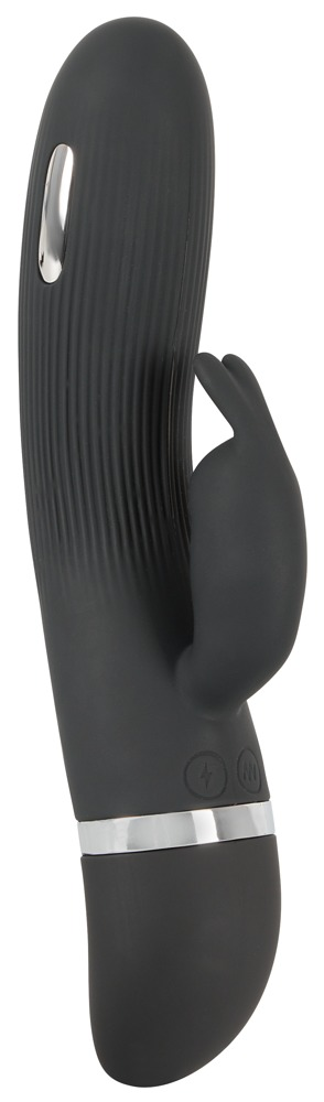 "Image of Rabbitvibrator ""E-Stim Rabbit Vibrator"" mit Reizstrom und 7 Vibrationsmodi"