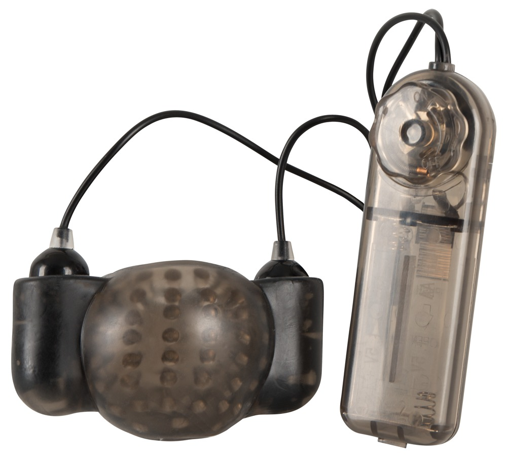 "Image of Eichelvibrator ""Glans Sleeve with Vibration"", mit herausnehmbaren Vibrobullets"