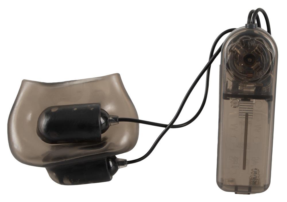 "Image of Hodenvibrator ""Ball Sleeve with Vibration"", mit herausnehmbaren Vibrobullets"
