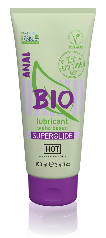 Image of HOT BIO Lubricant Anal