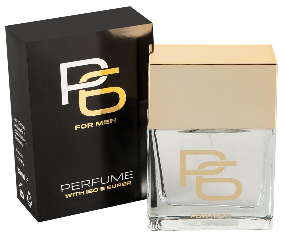 """Image of Herrenparfum """"P6 Super"""" mit ISO E Super, 25 ml"""