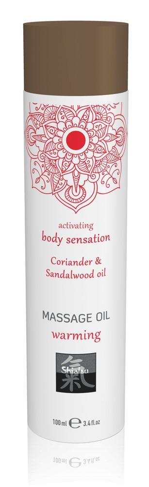 "Image of Massageöl ""Warming Coriander"", 100 ml"