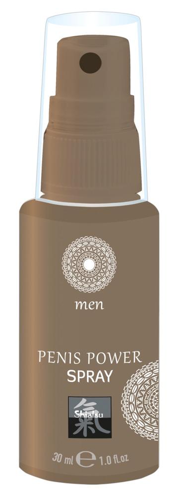 """Image of Creme """"Shiatsu Penis Power Spray"""", 30 ml"""