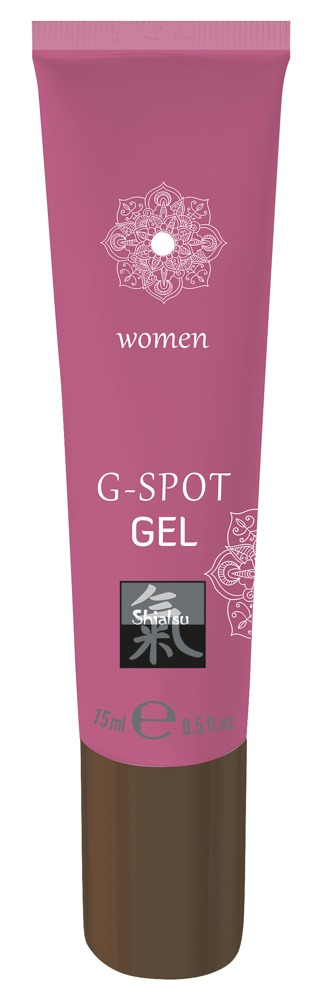 "Image of Gel ""Shiatsu G-Spot Gel"", 15 ml"
