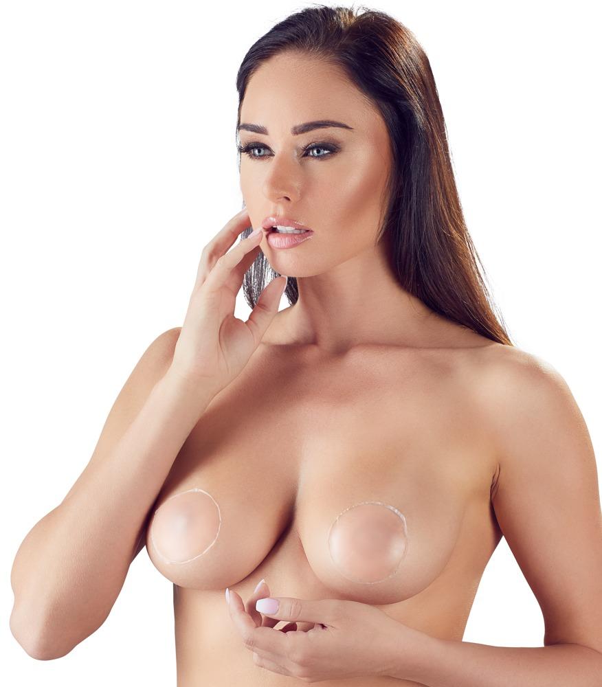 "Image of Brustwarzenabdeckung ""Nipple Cover"", Silikon, 1 Paar"