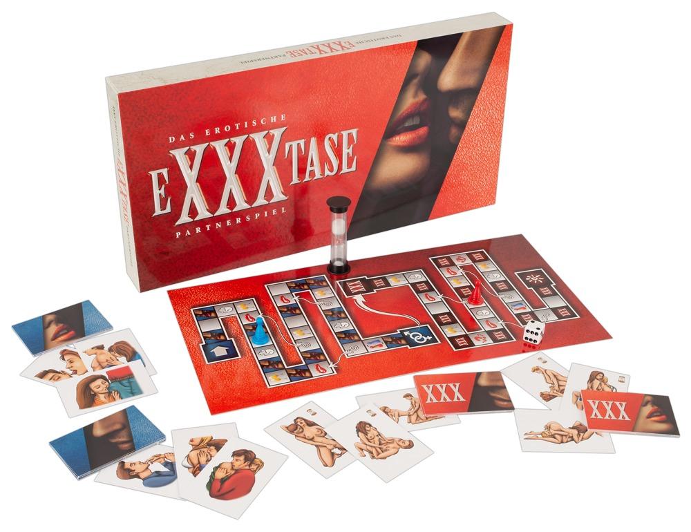 """Image of Brettspiel """"Exxxtase"""" für Paare"""