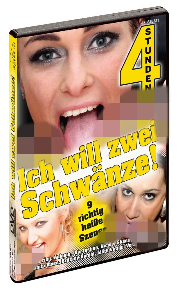 """Image of """"Ich will zwei Schwänze´´, 4 Stunden"""