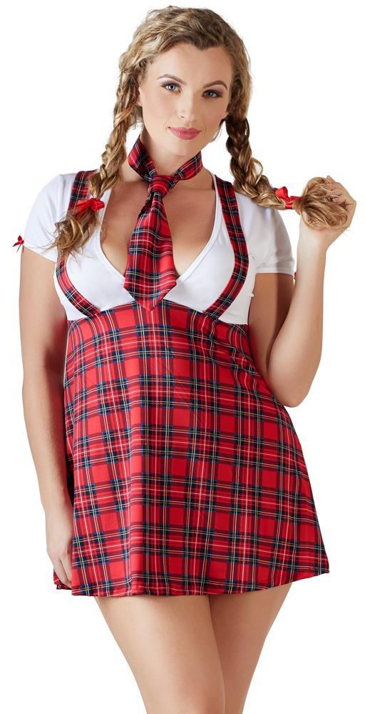 """Image of Kleid plus Krawatte """"Schulmädchen"""""""