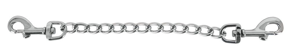 Image of Metallkette mit Karabinern, 15 cm, für verschiedene Fesselspiele