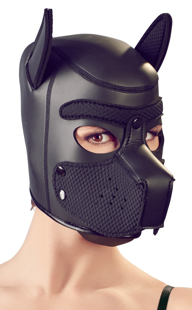 Image of Hundekopfmaske aus Neopren