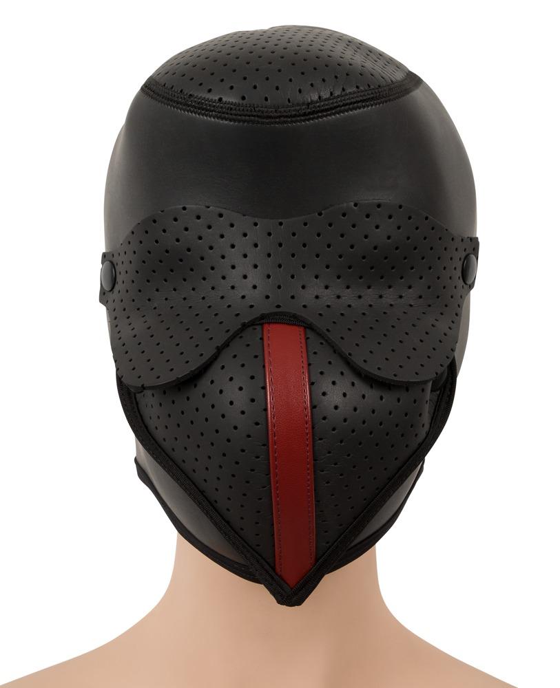 Image of Kopfmaske mit abknöpfbarer Mund- und Augenklappe