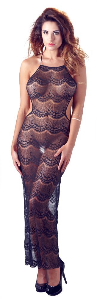 Image of Kleid aus Spitze und Tüll