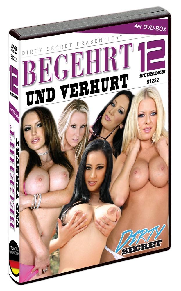 """Image of """"12H Begehrt und verhurt´´, 4 DVDs"""