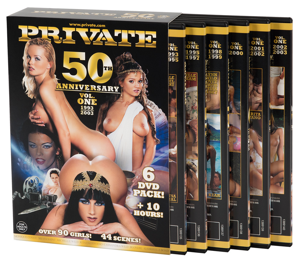 """Image of """"6er-Box Private 1"""", 6 DVDs"""