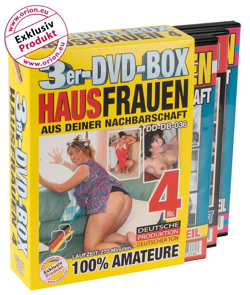 """Image of """"3er-DVD-Box Hausfrauen 4"""""""