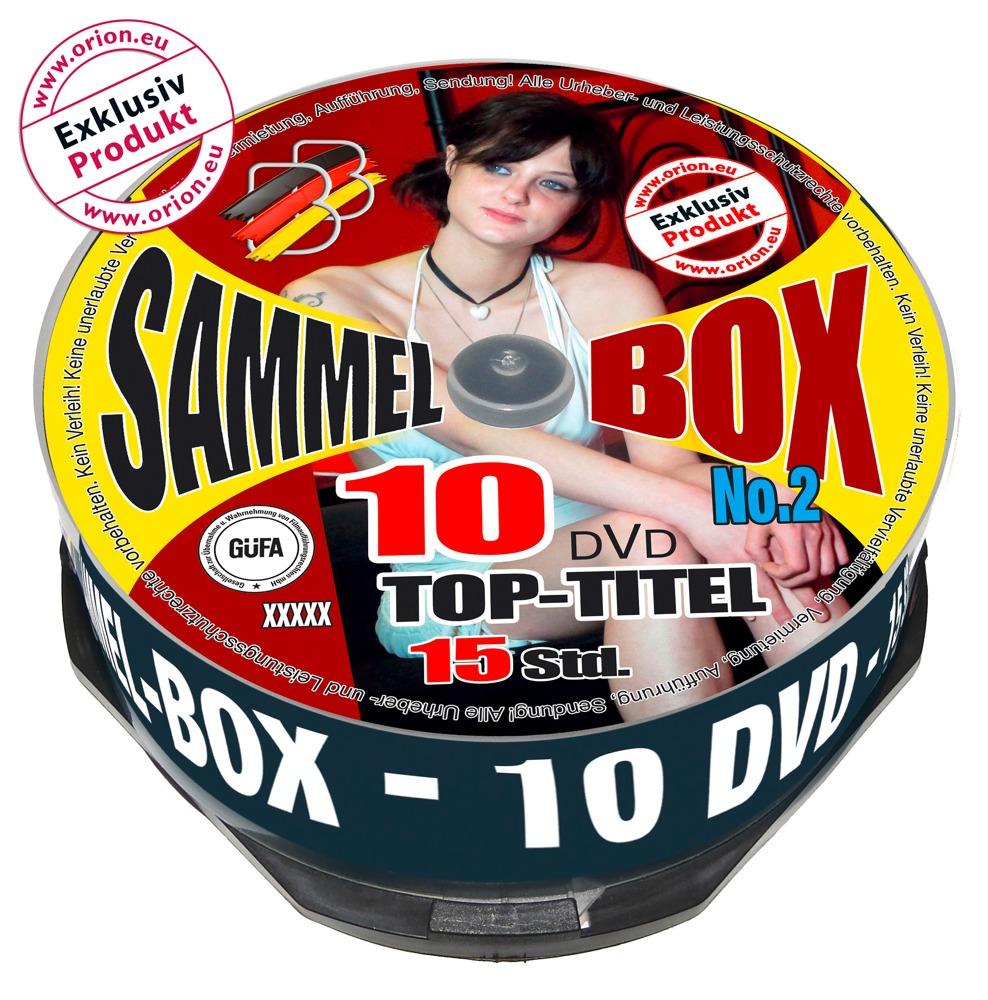 """Image of """"BB-Sammelbox 2"""", 10 DVDs, gesamt ca. 15 Stunden"""