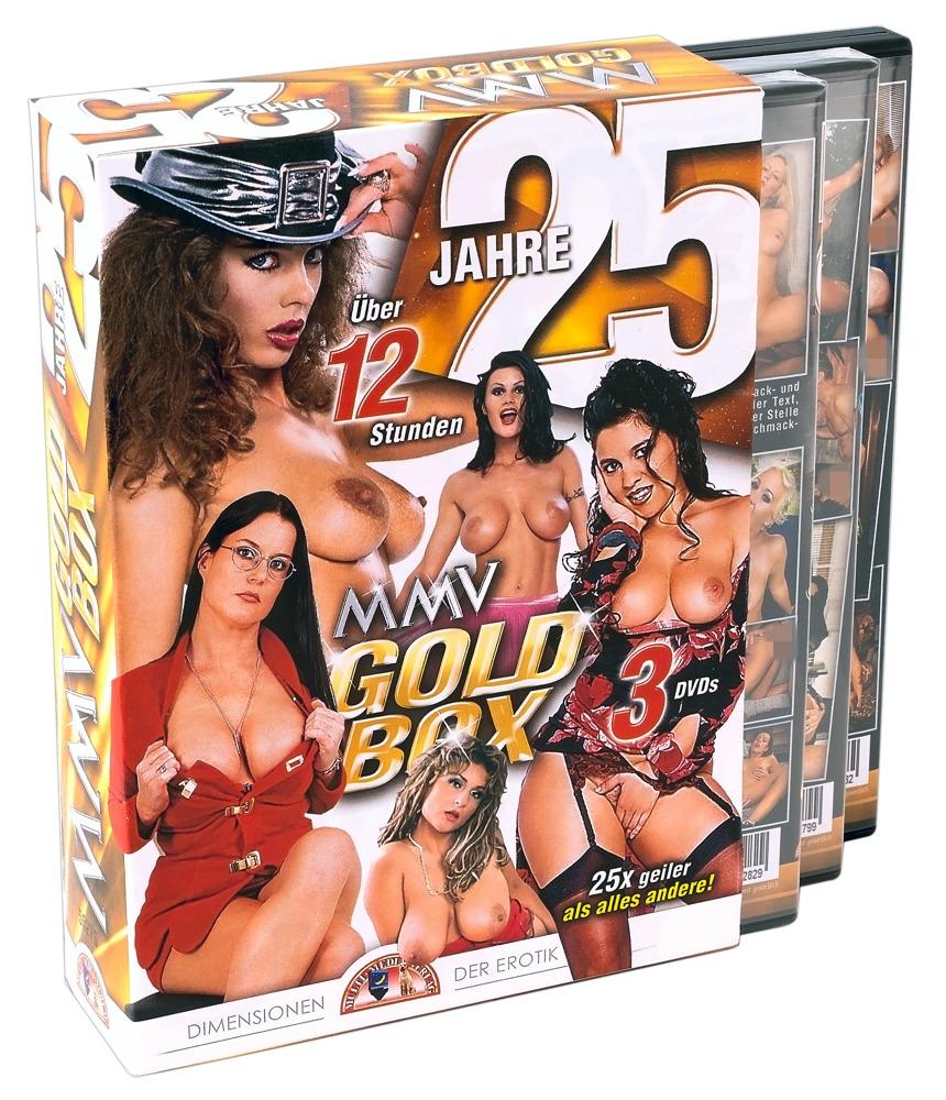 "Image of ""MMV Gold Box 25 Jahre, 3 DVDs, 12 Stunden"