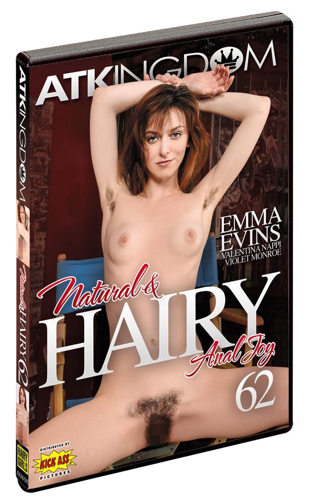"Image of ""Natural & Hairy Anal Joy 62"", 2 Stunden haarige Lust"