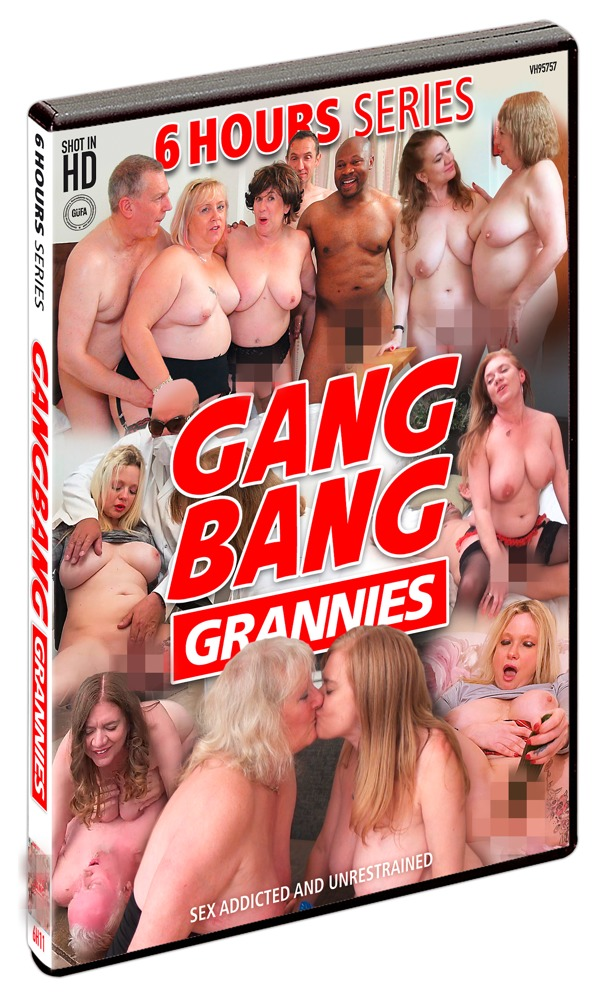 "Image of ""GangBang Grannies"", 6 Stunden lang reife Luder"