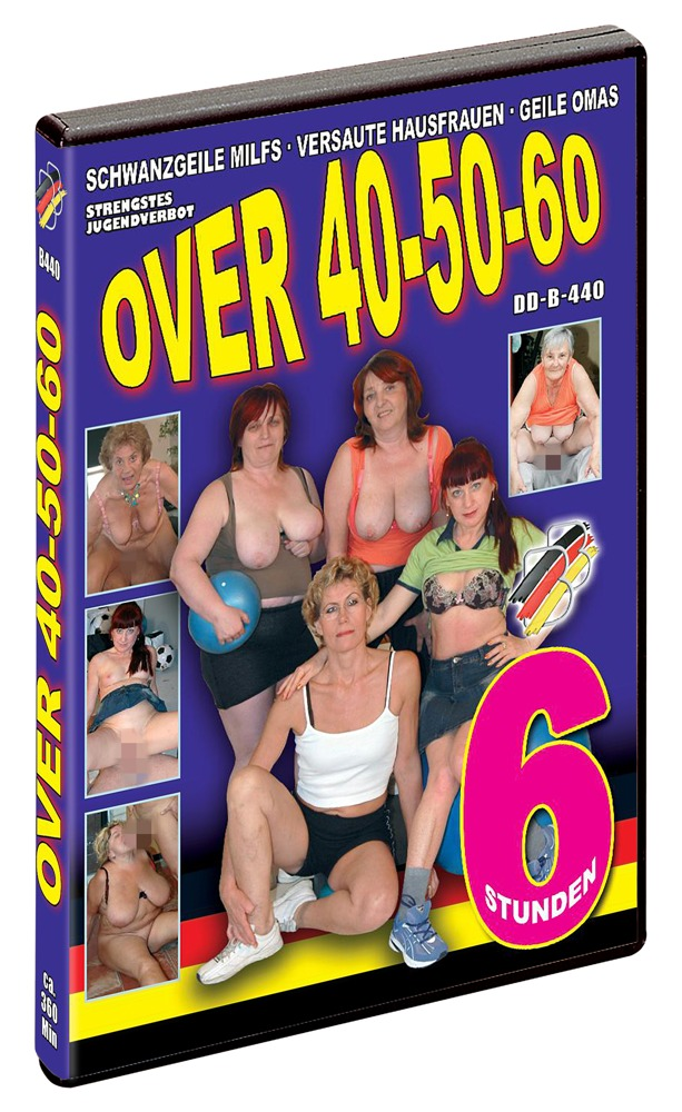 """Image of """"Over 40-50-60"""""""