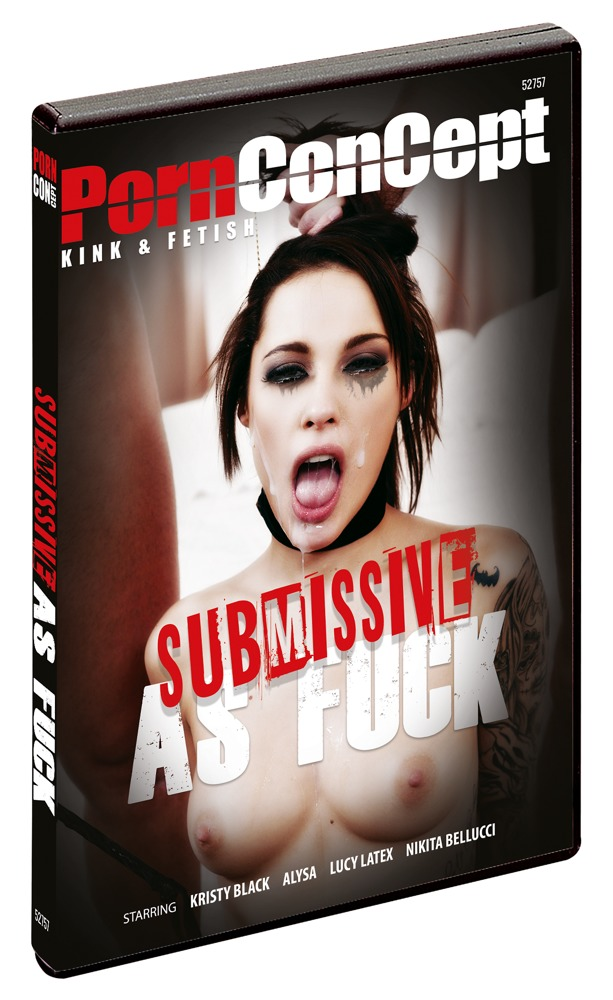 """Image of """"Submissive as fuck"""""""
