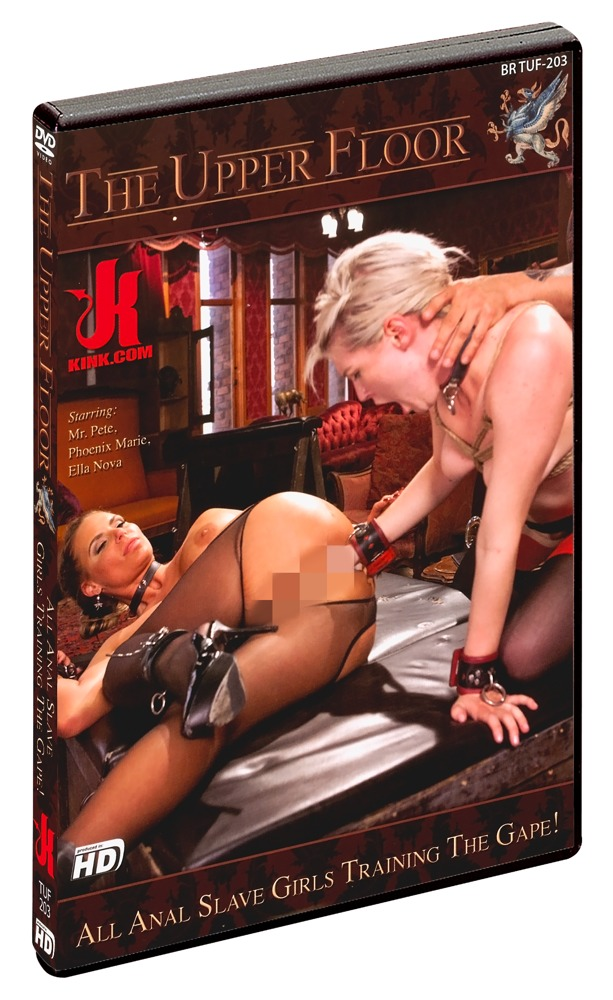 """Image of """"All Anal Slave Girls training the Gape!"""""""