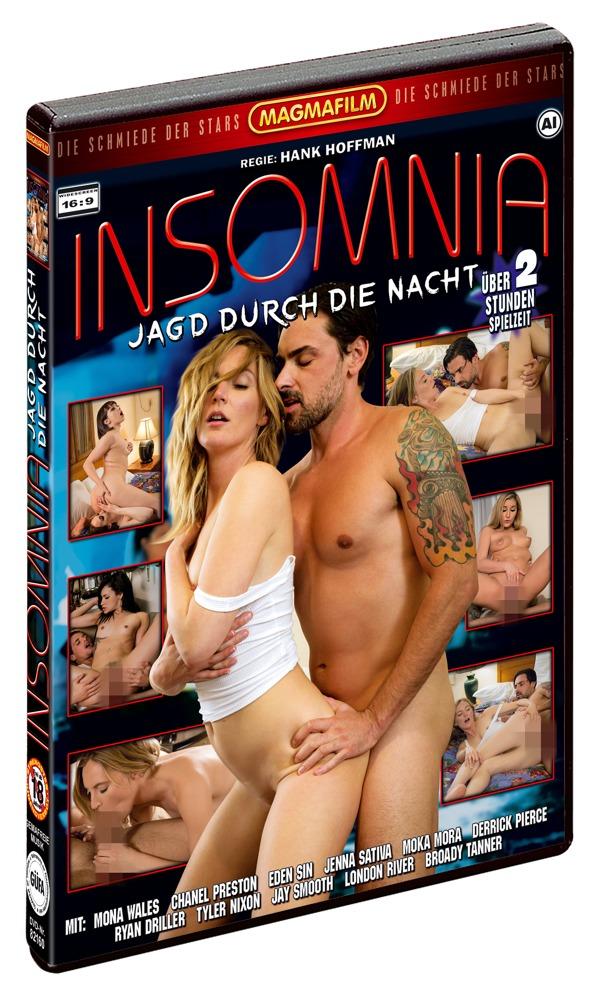 """Image of """"Insomnia – Jagd durch die Nacht"""""""