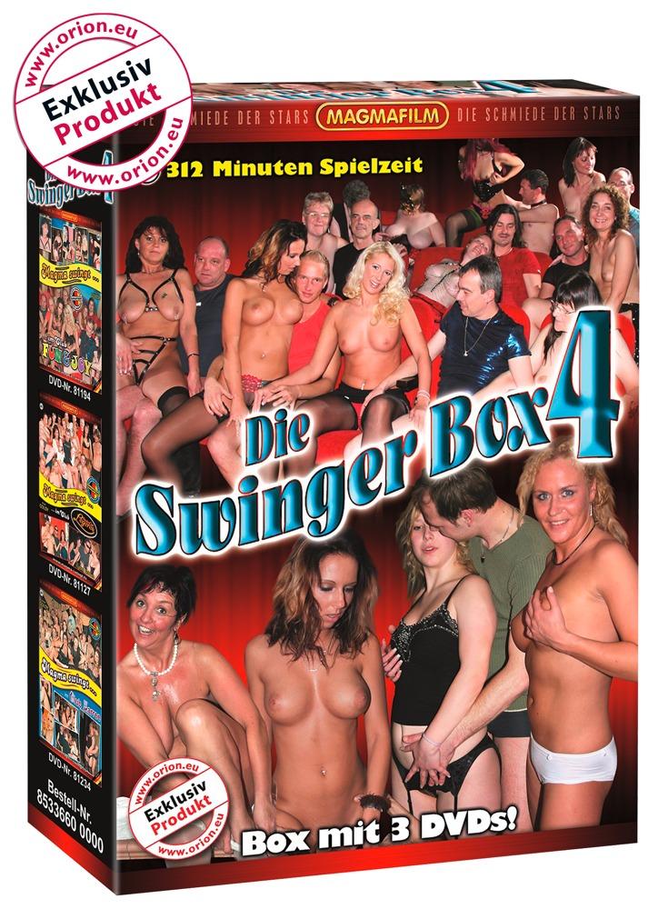 """Image of """"Die Swinger- Box 4"""""""