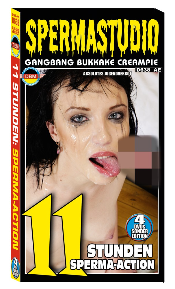 """Image of """"11 Stunden Sperma-Action"""""""