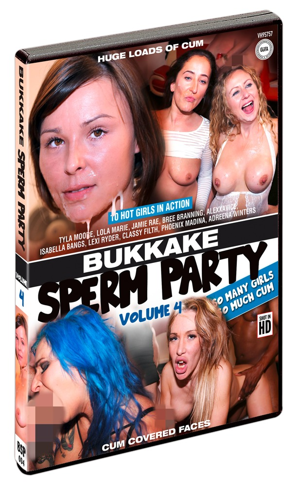 """Image of """"Sperm Party 4"""""""